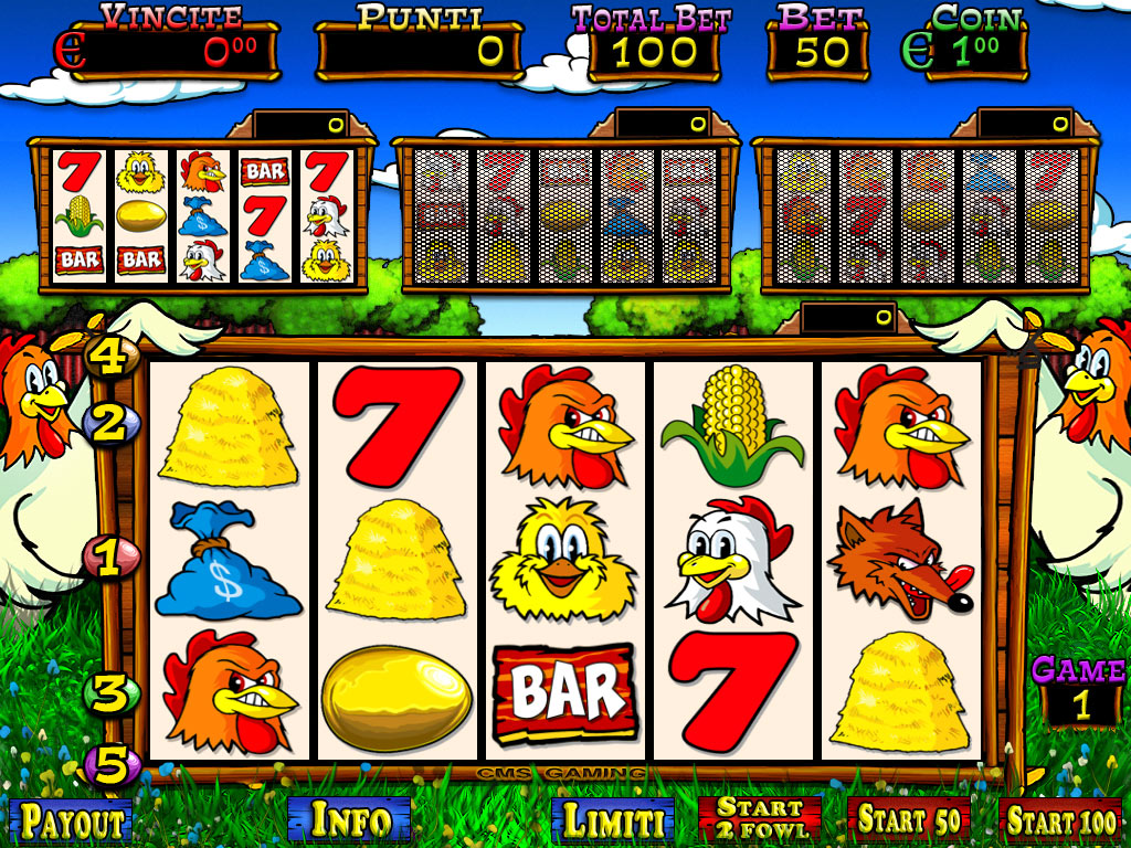 Slot machine gratis fowl play gold 4